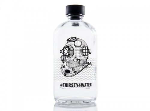 LAB [O] 水系列玻璃水瓶-Thirsty
