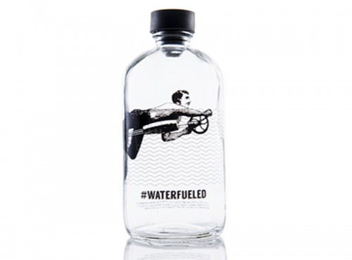 LAB [O] 水系列玻璃水瓶-WaterFueled