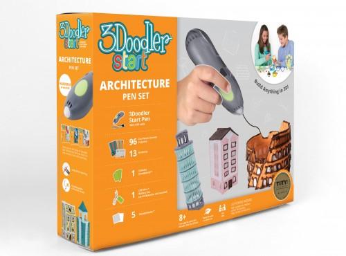 3Doodler Start 3D列印筆 建築師組合