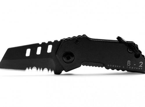 Bomber 多功能不鏽鋼微型萬用瑞士刀