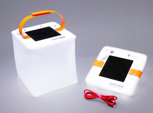 PackLite Max 2-in-1  手機充電式水陸兩用太陽能燈籠