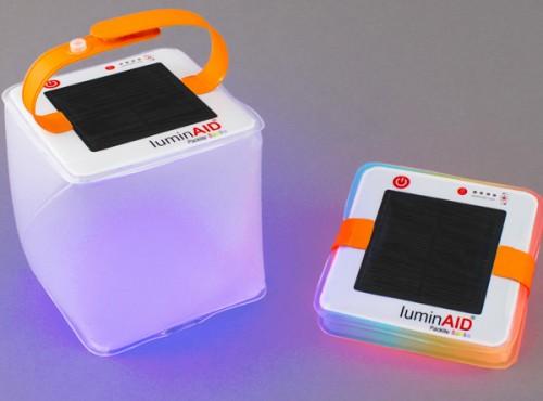 PackLite Spectra USB可充式水陸兩用彩虹太陽能光援燈籠