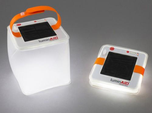 PackLite Nova USB可充式水陸兩用太陽能光援燈籠