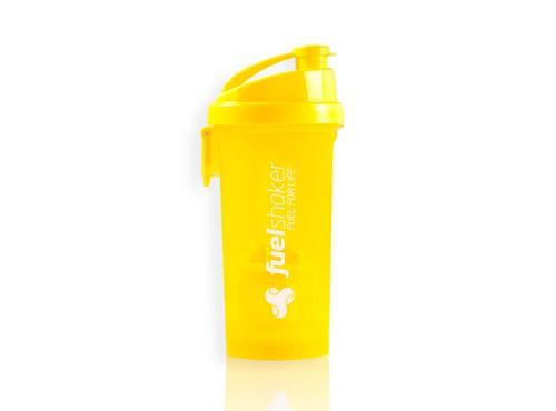 運動能量手搖杯 - 黃色