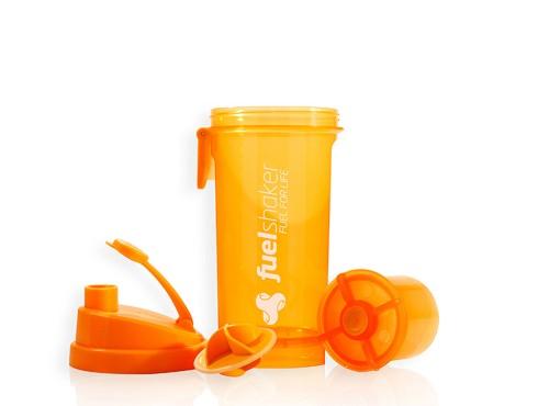 運動能量手搖杯 - 橘色