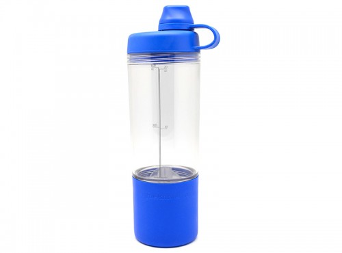 Pro 運動能量手搖杯 - 藍色