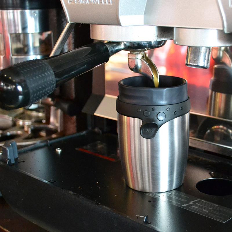 Steel Karl 200ml Mug Neolid Twizz 3Rqj4AL5